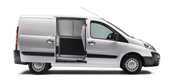 Peugeot Expert VU Техническое оснащение
